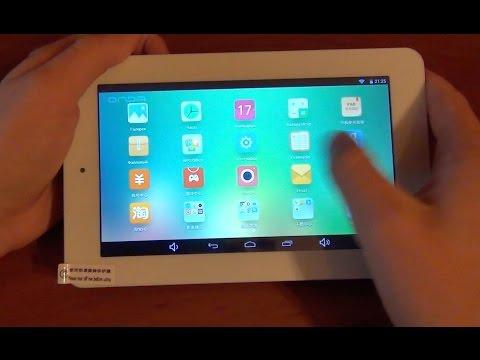 Onda V701s.Tmart.Видео обзор. Как выбрать планшет?