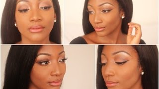 BASIC TO GLAM  -  Bridesmaids Makeup Tutorial