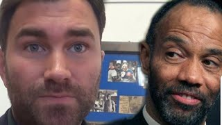 BREAKING NEWS: AL HAYMON & PBC TO MATCH EDDIE HEARN OFFER TO
