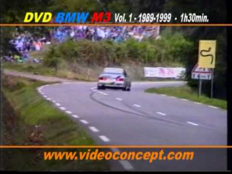 BMW M3 E30 DVD Best Of Vol1. DTM Bergrennen Hillclimb