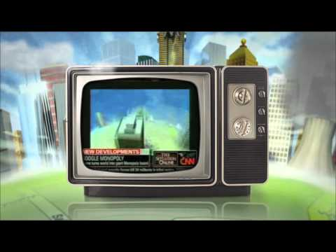 Monopoly City Streets - Hasbro