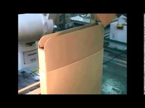 רובוט תעשייתי 9 מבית Mitsubishi Electric