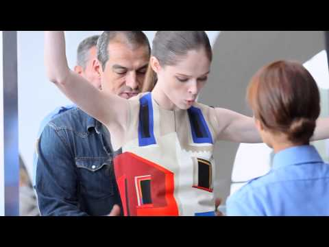 Making-of You should be dancing - Longchamp, Spring 2013 Campaign
