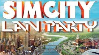 LAN Party: Sim City Pre-Release Party! - NODE