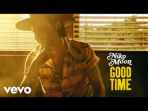 Niko Moon - GOOD TIME (Audio)