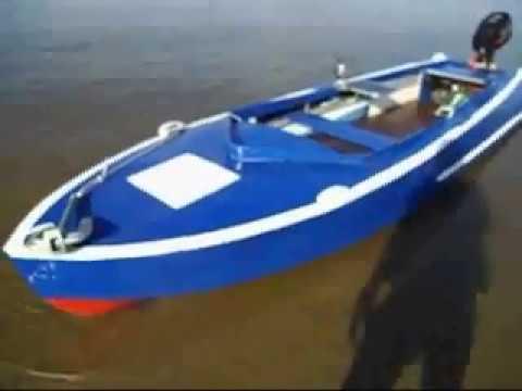 лодка казанка пионерка
