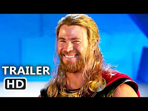 THOR 3 RAGNAROK Funny Bloopers (2017) Superhero Movie HD