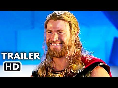 THOR 3 RAGNAROK Funny Bloopers (2017) Superhero Movie HD