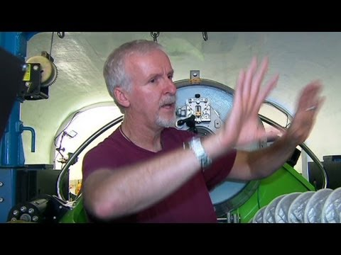 James Cameron prepares for epic dive