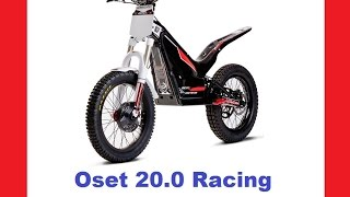 Oset 20.0 racing  electric motocross bike 35km/h