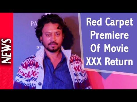 Latest Bollywood News - Red Carpet Premiere Of Movie XXX Return - Bollywood Gossip 2017