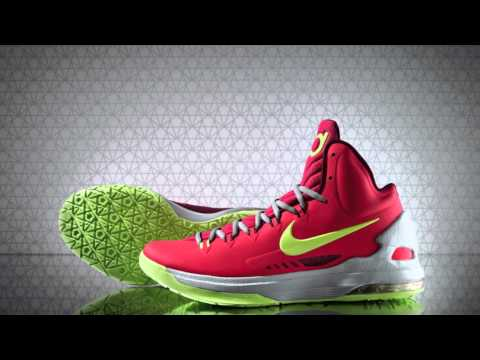 Designer Leo Chang Breaks Down the Nike KD V