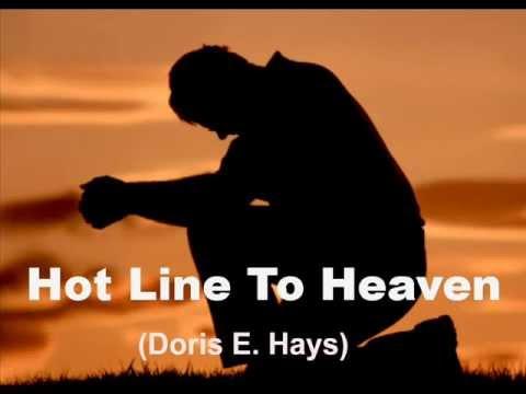 Doris E. Hays - HOT LINE TO HEAVEN