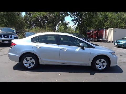 2015 HONDA CIVIC Redding, Eureka, Red Bluff, Northern California, Sacramento, CA 15H1079