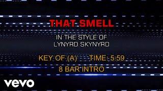 Lynyrd Skynyrd That Smell Karaoke