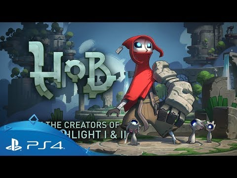 Hob | Launch Trailer | PS4