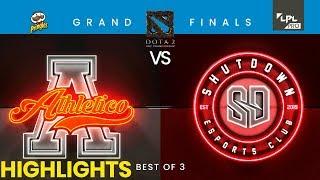 DOTA 2 | Highlights | ANZ Championship: GRAND FINAL