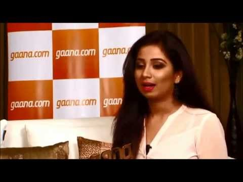 Happy Shreya Ghoshal Day! Enjoy Her Exclusive Interview With Gaana! video