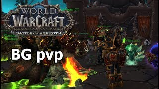 World of Warcraft - Isle of conquest