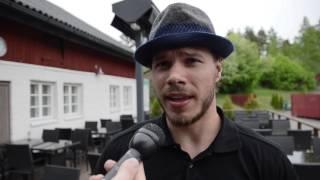 Oskari Setäsen haastattelu TPS Hockey Golfissa 31.5.