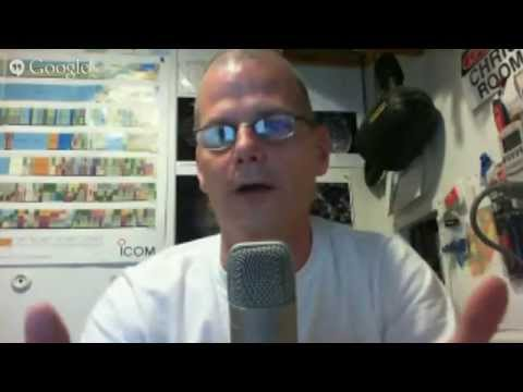 Testing Google + Hangouts with Chris M from Mars Anomalies Channel