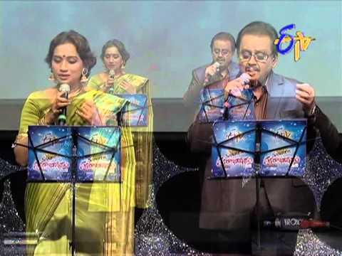 Swarabhishekam - S.P.Balasubrahmanyam, Kalpana Performance - Omkara Nadanu Santhana Song - 12th October 2014