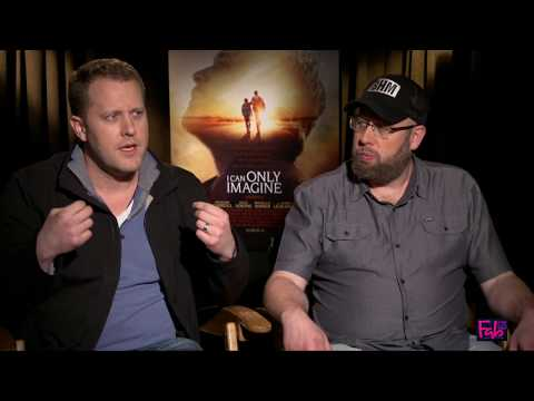 Jon & Andrew Erwin Directors Of 'I Can Only Imagine'