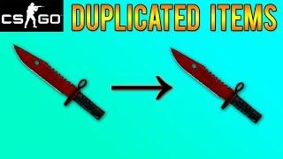 CS GO Skins - Duplicated Rare Items Explained!