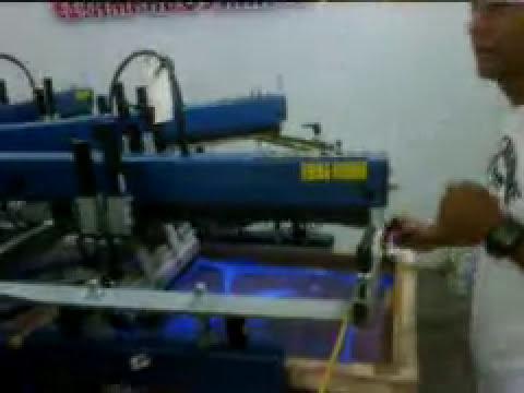estampados karla pulpo automatico