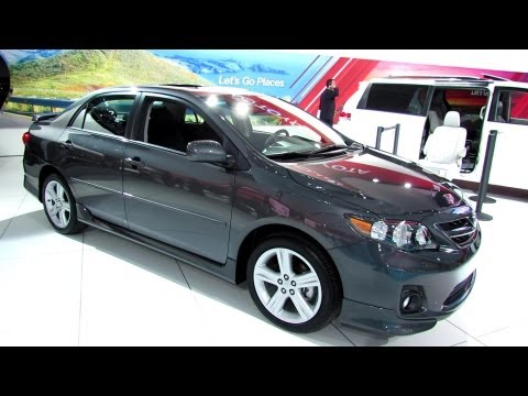 2013 Toyota Corolla S - Exterior and Interior Walkaround - 2013