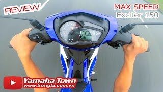 Yamaha Y15ZR (LC 150) TOP SPEED The King Of Street! ✔
