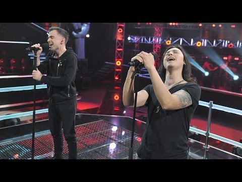 The Voice of Poland IV Michał Rudaś vs Juan Carlos Cano Cryin Bitwa I