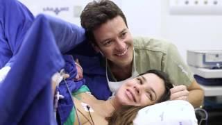 Nascimento da filha do Rodrigo Faro