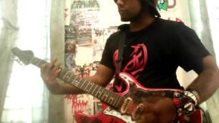 Aurthohin  Fitasher Kanna Guitar Cover by Fuad Bin Alam