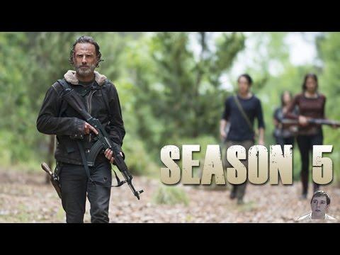 The Walking Dead Season 5 Episode 3 - Survivors Vs Hunters - T2 Q And A! video
