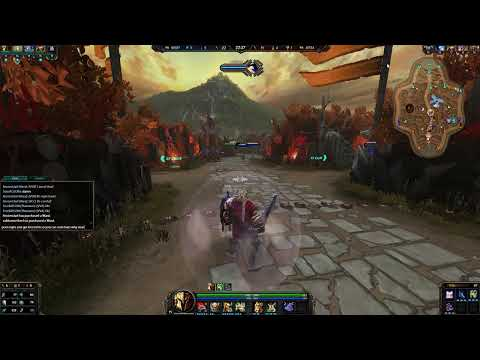 In Depth Overview on Ares (Smite Gameplay)