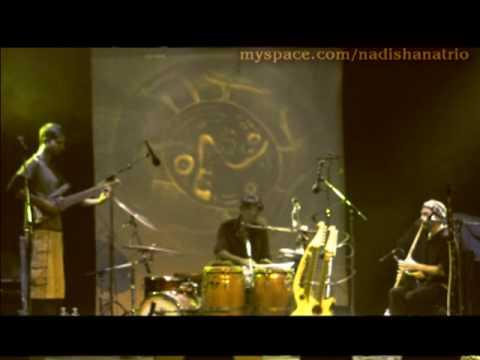 """Nadishana Trio - """"Hijaz"""" (Nadishana - Steve Shehan - Armin Metz)"""