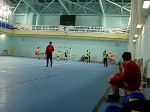 10 января,мини-футбол в Ногликах