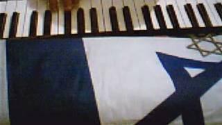 Akhedni Maak piano -salam peace music  עם ישראל חי