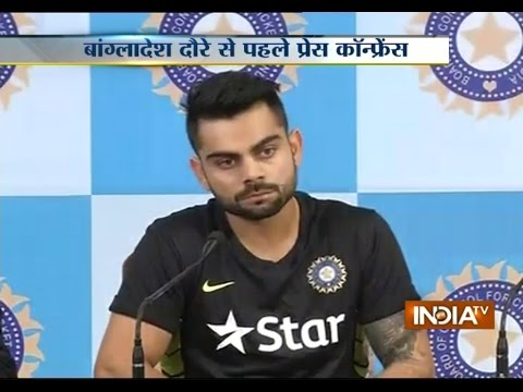 Virat Kohli exclusive: 'I cried when MS Dhoni retired'