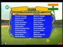 Ind vs Aus 2008 - 1st Test Day 1 Higlights - Teams Lineup