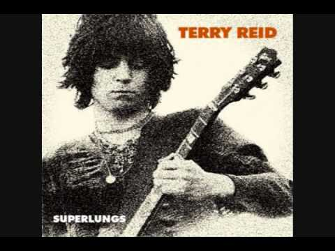 Terry Reid - July
