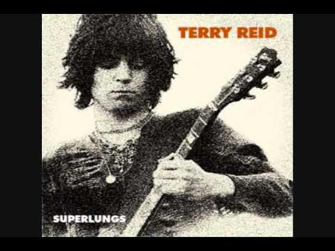 Terry Reid - July