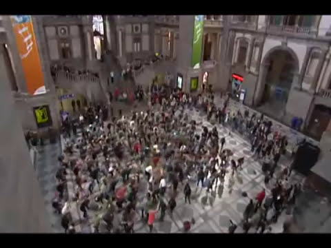 Estacion Central Amberes   La novicia rebelde