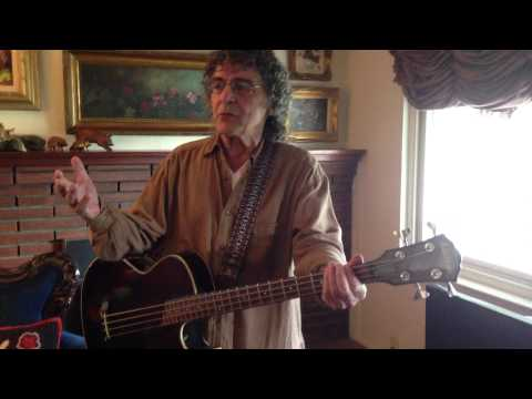 Billy Talbot of Neil Young and Crazy Horse on