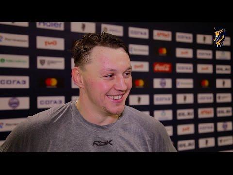 Евгений Скачков: «Рад, что Пит вышел и получилось забить»