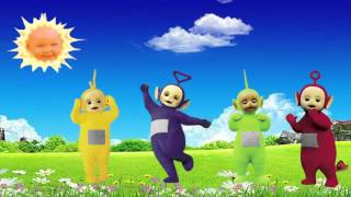 Teletubbies 3D Finger Family Collection - Nursery Rhymes and Lyrics