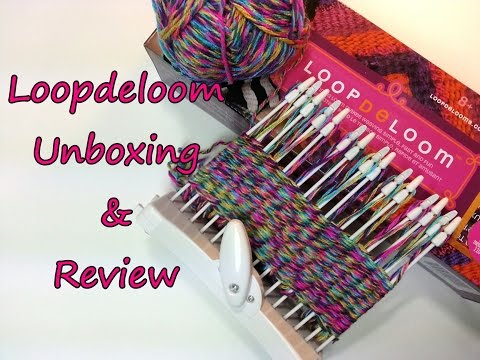 Loopdeloom Unboxing and Review by feelinspiffy