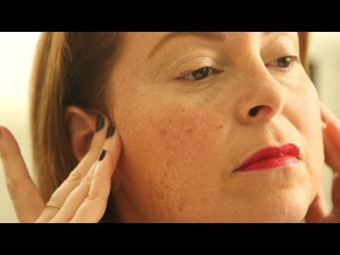 How To: Lymphatic Drainage Massage/Face Massage