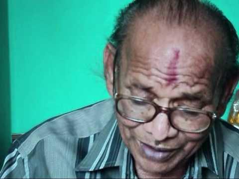 (Hindi) Saragu Krishnamurthy recites the poem Phoolon ke Desh...